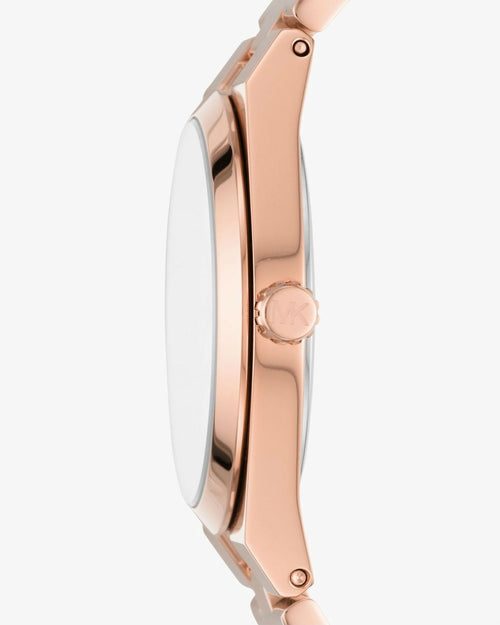MICHAEL KORS Channing Rose Gold-Tone Watch