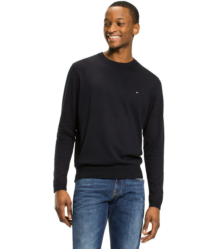 Tommy Hilfiger Cotton Crewneck Sweater