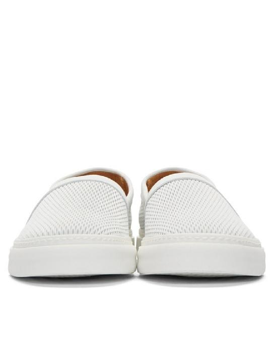 Marc Jacobs Leather Low-Top Sneakers