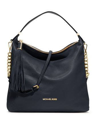 MICHAEL Michael Kors Hobo - Large Top Zip-MICHAEL MICHAEL KORS-Fashionbarn shop