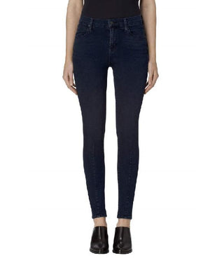 J BRAND Maria high-rise super-skinny In Indigo Ingenious