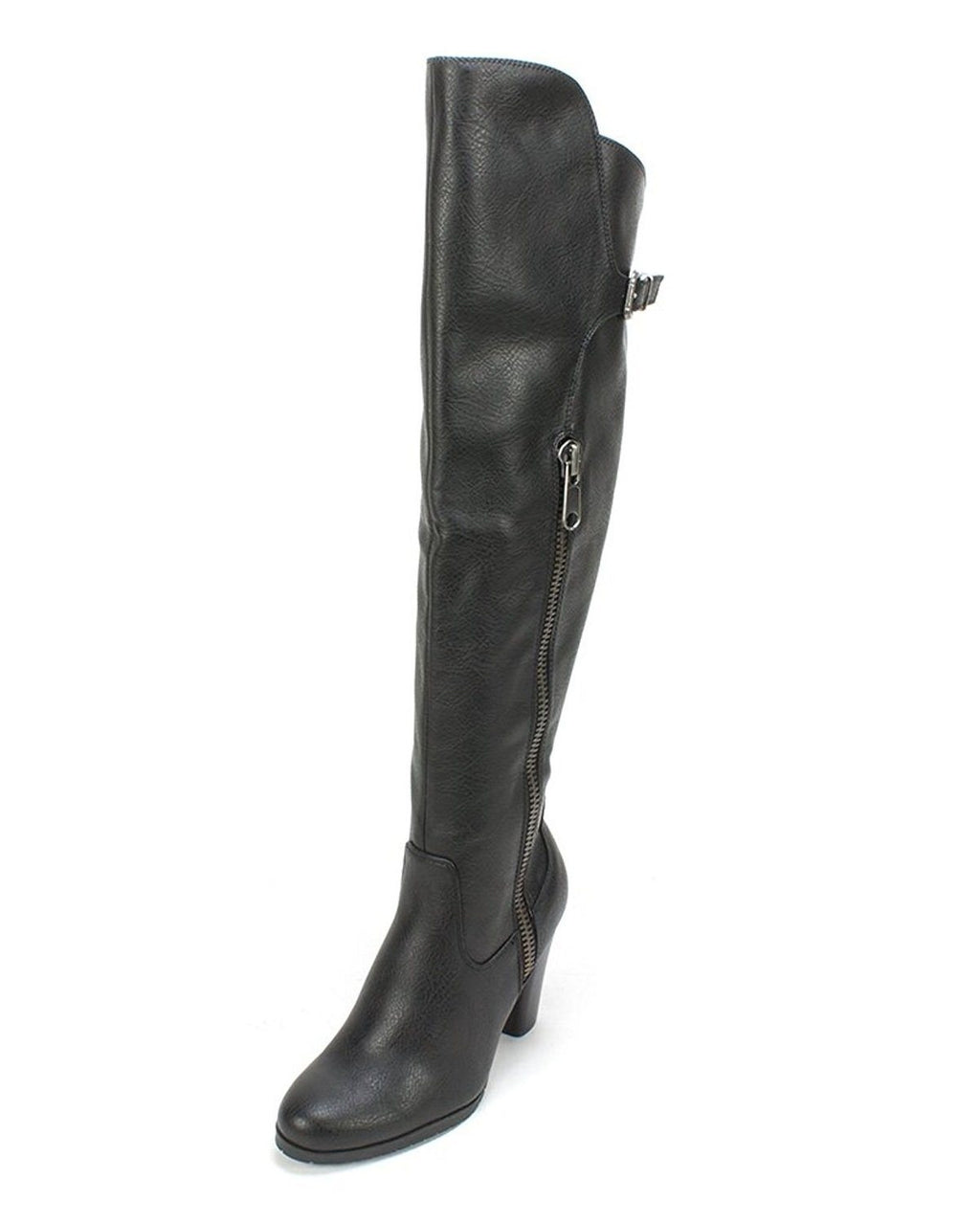 Rialto Women's VIOLET Closed Toe Knee High Fashion Boots