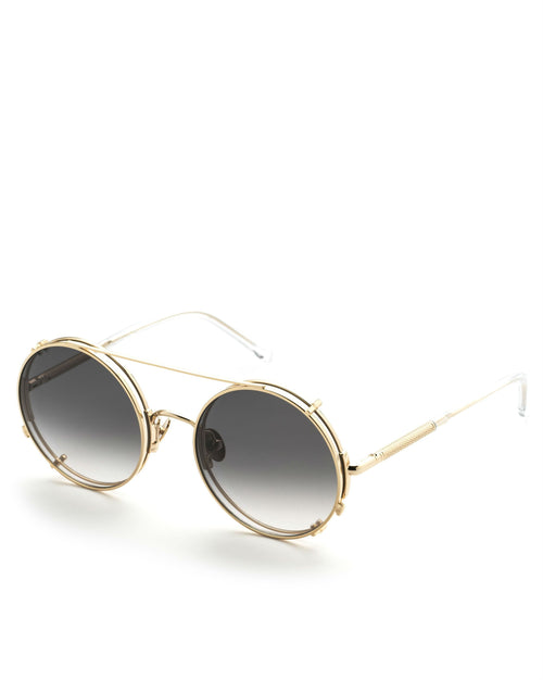 Sunday Somewhere Metallic Valentine Sunglasses