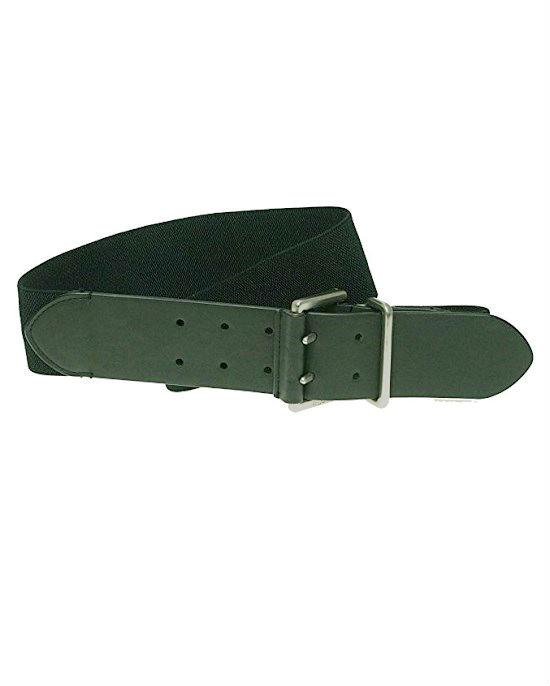 Ralph-Lauren 2 Stretch Belts W Double Prong Buckle Accessories