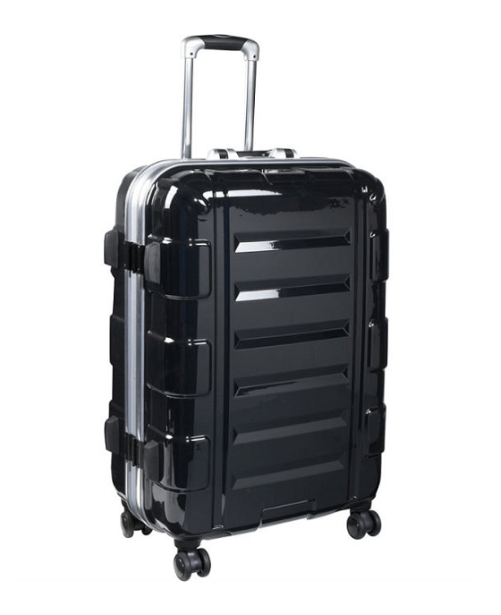 "Samsonite Cruisair Bold 26""Hardside Spinner Suitcase Black - Fashionbarn shop - 2"