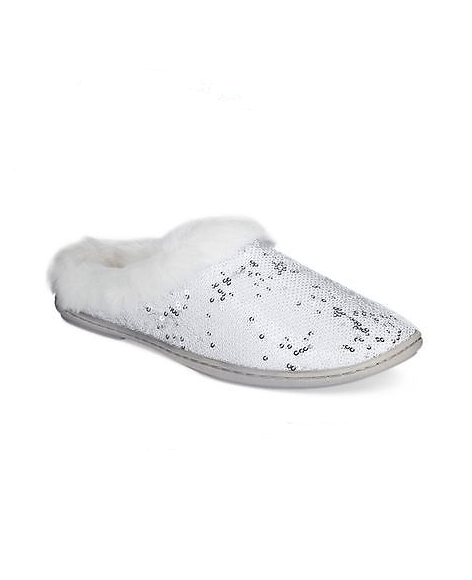 Charter Club Sequin Clog Memory Foam Slippers, Only at Macy's - Fashionbarn shop - 2