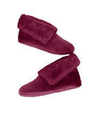 Charter Club Microvelour Bootie Slipper with Memory Foam, Only at Macy's - Fashionbarn shop - 3
