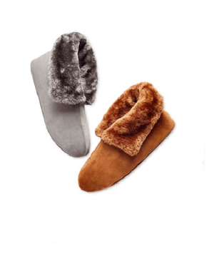 Charter Club Microvelour Bootie Slipper with Memory Foam, Only at Macy's - Fashionbarn shop - 2