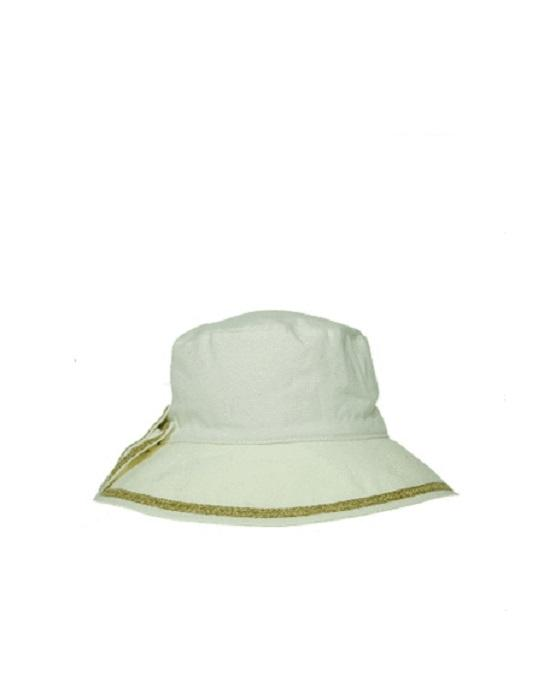 Callanan Millinery Women's Bow Bucket Hat