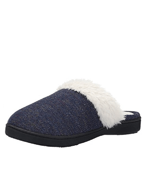 Isotoner Signature Woodlands French Terry Slipper - Fashionbarn shop - 6