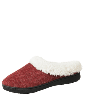 Isotoner Signature Woodlands French Terry Slipper - Fashionbarn shop - 2