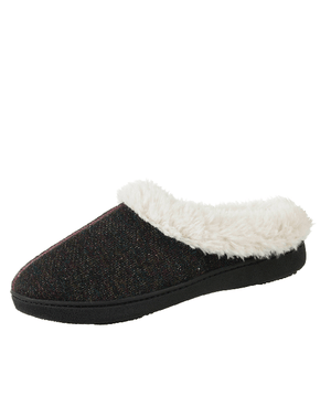 Isotoner Signature Woodlands French Terry Slipper - Fashionbarn shop - 3