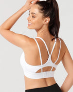 Women's Medium Support Strappy Sport Bra
