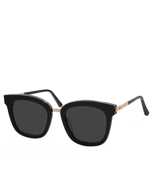 Gentle Monster Button 01 Gold Sunglasses