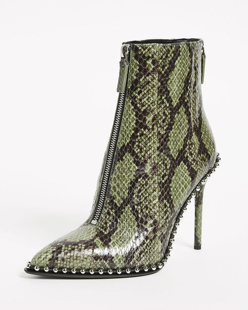 Alexander Wang Eri Pointed Booties