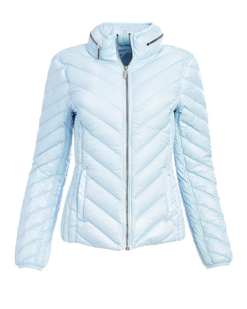 Foida Women Warm and Lightweight Down Puffer Jackets with Zipper