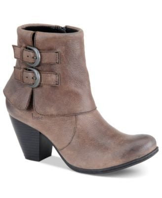 B O C TRAIPSE BOOTIES-B O C FOOTWEAR-Fashionbarn shop