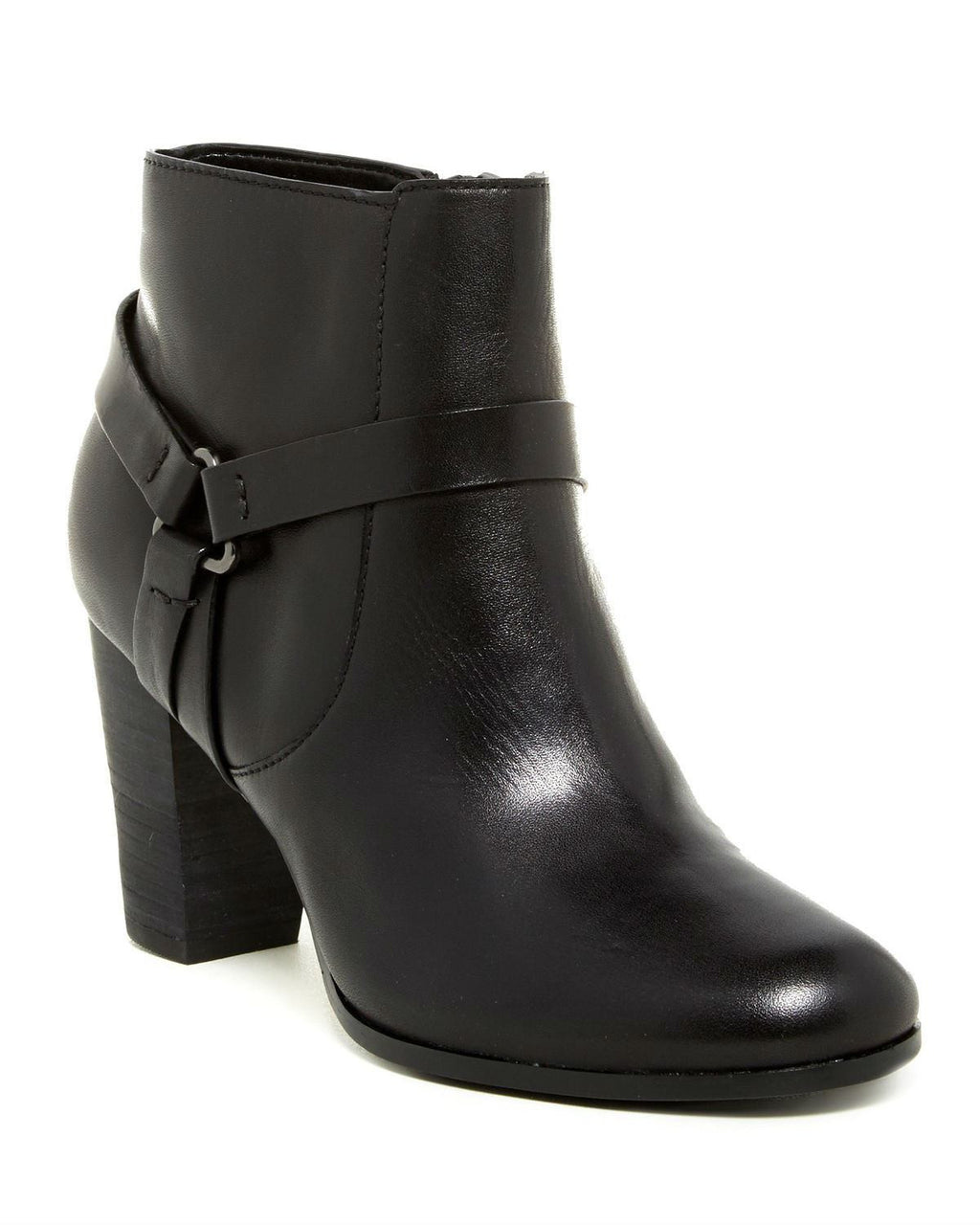 Cole Haan Calixta Leather Bootie-COLE HAAN-Fashionbarn shop