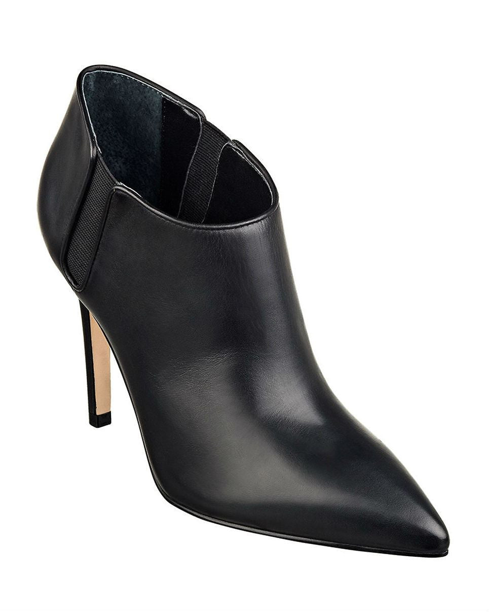 IVANKA TRUMP Black Sirra Booties-IVANKA TRUMP-Fashionbarn shop