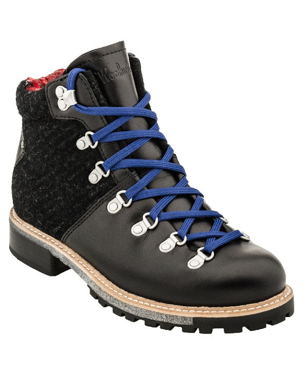 Woolrich Lace Up Lug Sole Booties - Rockies Hiker-WOOLRICH-Fashionbarn shop