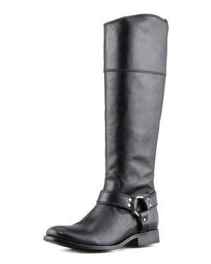 FRYE Women's Melissa Harness InSide-Zip Boot-FRYE-Fashionbarn shop