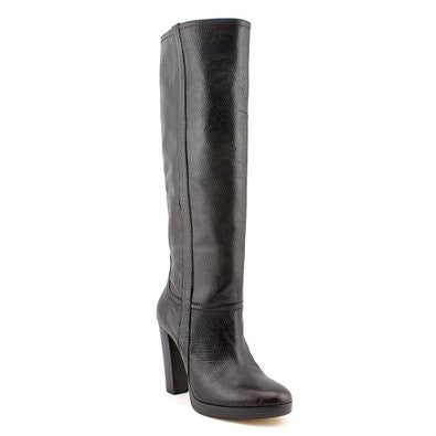 INC International Concepts Arla Black Fashion Knee-High Boots - Fashionbarn shop