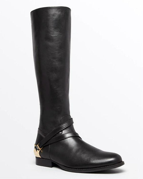 L.K.Bennett London Flat Tall Boots - Nelia-LK BENNETT LONDON-Fashionbarn shop