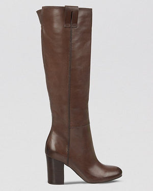 Sam Edelman Tall Dress Boots - Foster Chunky Heel-SAM EDELMAN-Fashionbarn shop