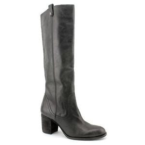 Vince Camuto Gianna Womens Leather Fashion Knee-High Boots-VINCE CAMUTO-Fashionbarn shop
