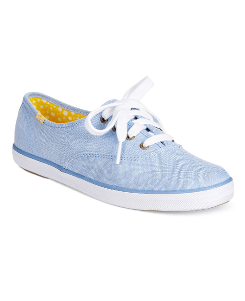 2f0bf17e560d1 Keds Spring Champion Oxford Sneaker Blue Chambray