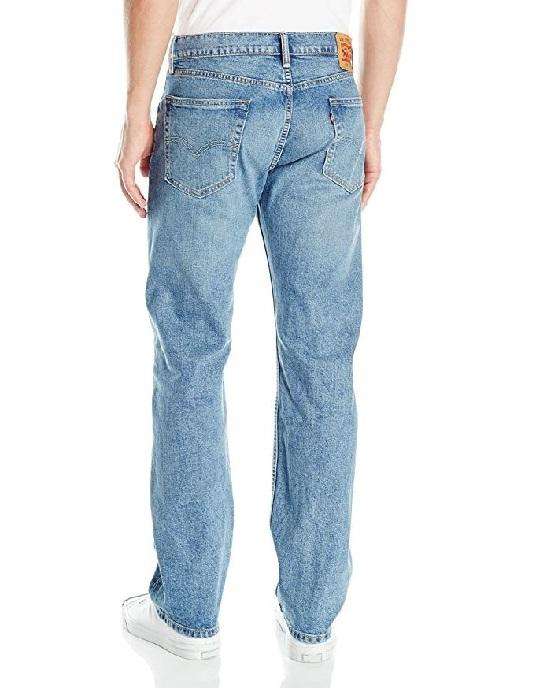 Levi's 505 Regular Fit Jeans Clif Stretch