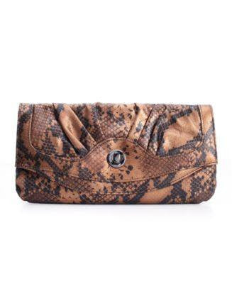 STYLE & CO PRINT CLUTCHES-STYLE & CO-Fashionbarn shop