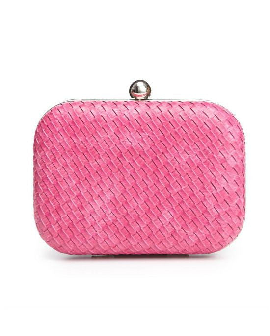 Style&Co Roxie Clutch Hot Pink-STYLE & CO-Fashionbarn shop