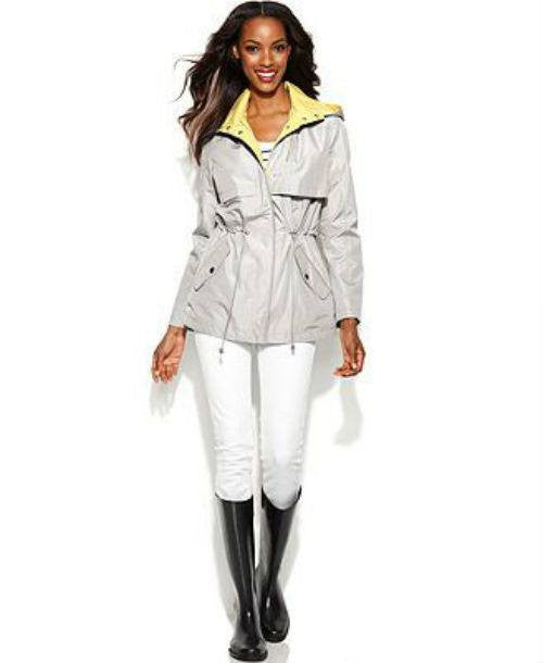 Nautica Water-Resistant Hooded Anorak-NAUTICA-Fashionbarn shop