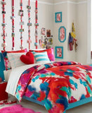 FLORAL TWIN COMFORTE MULTI-TEEN VOGUE-Fashionbarn shop