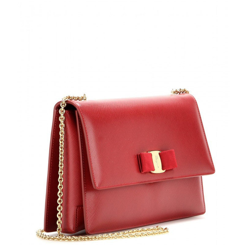 Salvatore Ferragamo 21D855 Ginny Crossbody-SALVATORE FERRAGAMO-Fashionbarn shop
