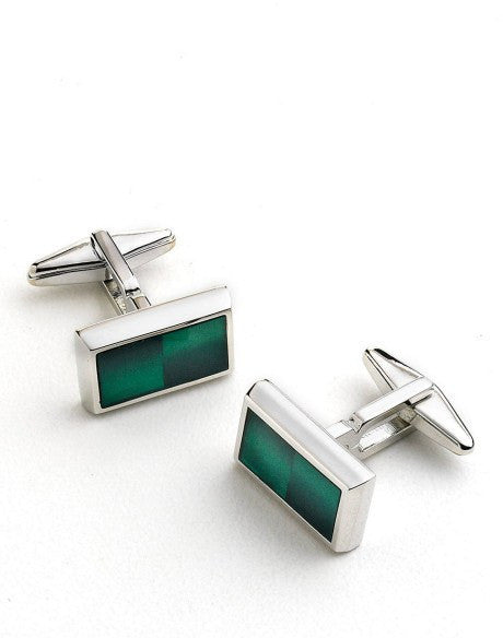 Kenneth Cole Reaction Cufflinks, Colored Ombre Enamel Cufflinks Boxed Set-KENNETH COLE-Fashionbarn shop