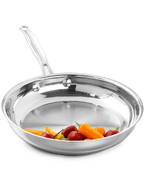 "Cuisinart Chef's Classic Stainless Stainless Steel 14"" Skillet-CUISINART-Fashionbarn shop"