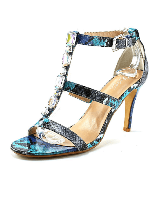 Thalia Sodi Women's Playa T-Strap High Heel Sandals - Fashionbarn shop - 1