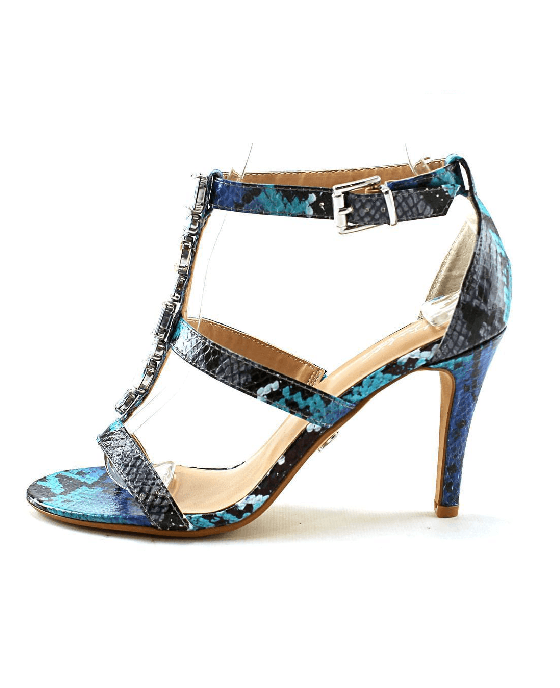 Thalia Sodi Women's Playa T-Strap High Heel Sandals - Fashionbarn shop - 2