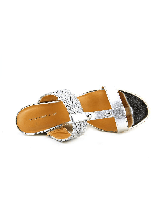 Tommy Hilfiger Women's 'Eleona' Synthetic Sandals - Fashionbarn shop - 2