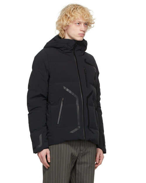 Descente Allterrain Black Down Mizusawa Storm Jacket