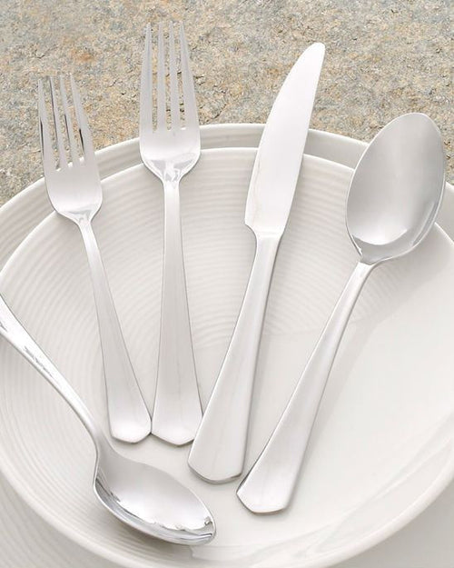 International Silver Sienna 20-piece Steel Flatware Set-INTERNATIONAL-Fashionbarn shop