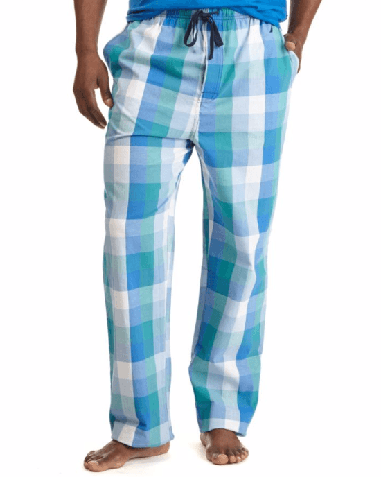 Nautica Men's Allove Plaid Pajama Pants-NAUTICA-Fashionbarn shop