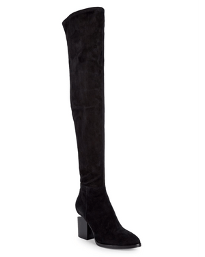 online store differently buy online Alexander Wang Gabi Suede Over-The-Knee Boots– Fashionbarn shop