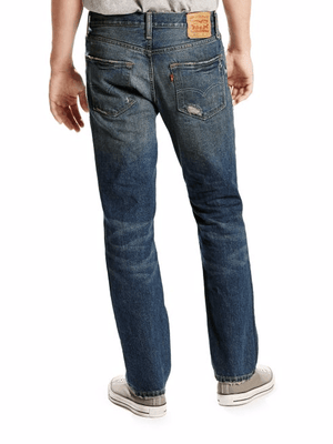Levi's 511 Slim Fit Jeans, Brooklawn Destructed