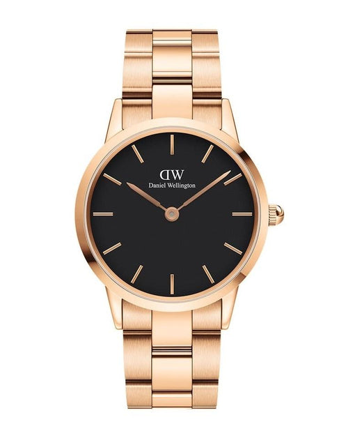 Daniel Wellington Men's Iconic Link 36mm Watch