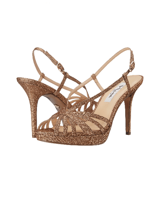 NINA Fenix Peep Toe Platform Sandals - Fashionbarn shop - 1