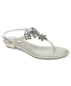 NINA EVENING FLAT SANDALS-NINA-Fashionbarn shop