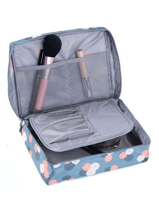 Floral Graphic Getaway Toiletries Bag